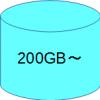 ホスティングを比較!HDD200GB~編!